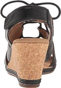 cd77235c28a2 Women s Helio Mindin Wedge Sandal. CLARKS ...