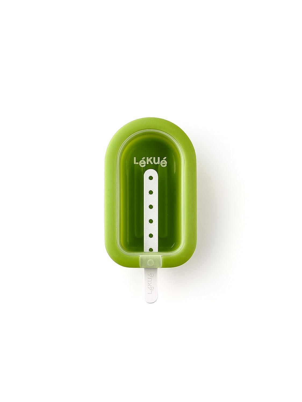 Compra Lékué Polo apilable Verde, Silicona, 1 Unidad en Amazon.es
