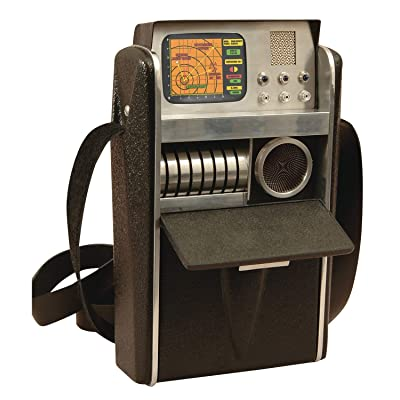 DIAMOND SELECT TOYS SEP188275 Select Toys Star Trek: The Original Series: Science Tricorder Electronic Role Play Replica, Multicolor: Toys & Games