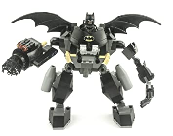 High Quality Lego DC 76026 Batman And Bat Mech Suit Split From Lego Set 76026