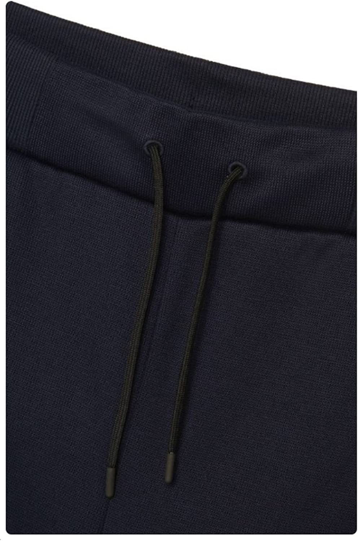 Daboso Dark Blue Hugo Boss Regular-fit Tracksuit Bottoms Small