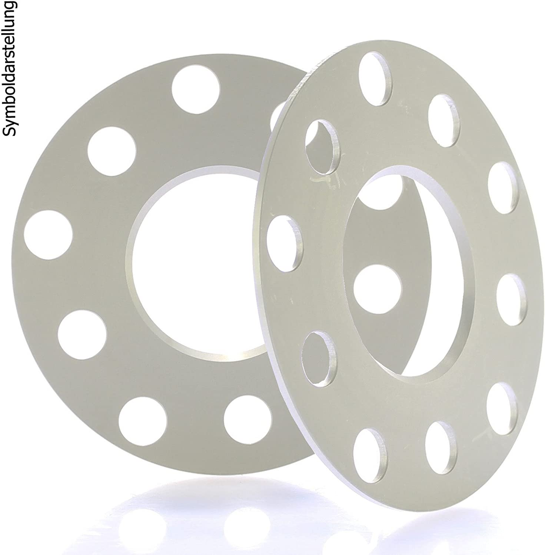 Bremsenreiniger H/&R DR Spurplatten Spurverbreiterung Distanzscheibe /Ø72,5 5x120 30mm //// 2x15mm