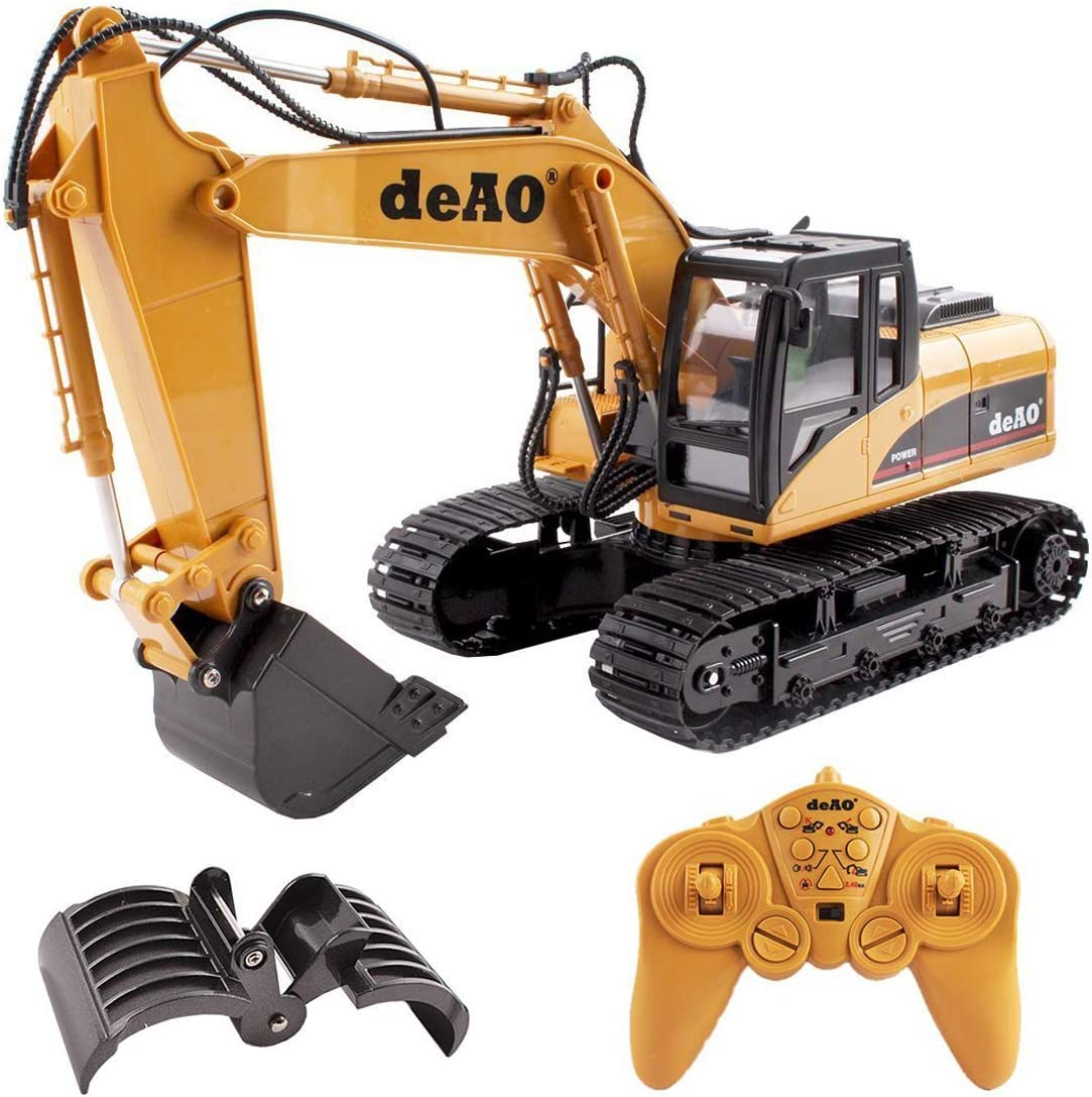 Top 16 Best Remote Control Excavator (2020 Reviews & Buying Guide) 10