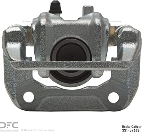Rear Left Dynamic Friction Company Premium Brake Caliper 331-80661