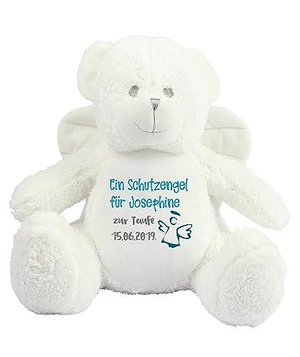 Schutzengel Taufe Geburt Kuscheltier Stofftier Teddy Engel
