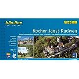 bikeline Radtourenbuch: Kocher-Jagst-Radweg: Radwandern zwischen Aalen, Schwäbisch Hall, Neckar und Crailsheim, wetterfest/reißfest