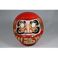 JAPAN CRAFT Daruma–tamaño 5–Rojo