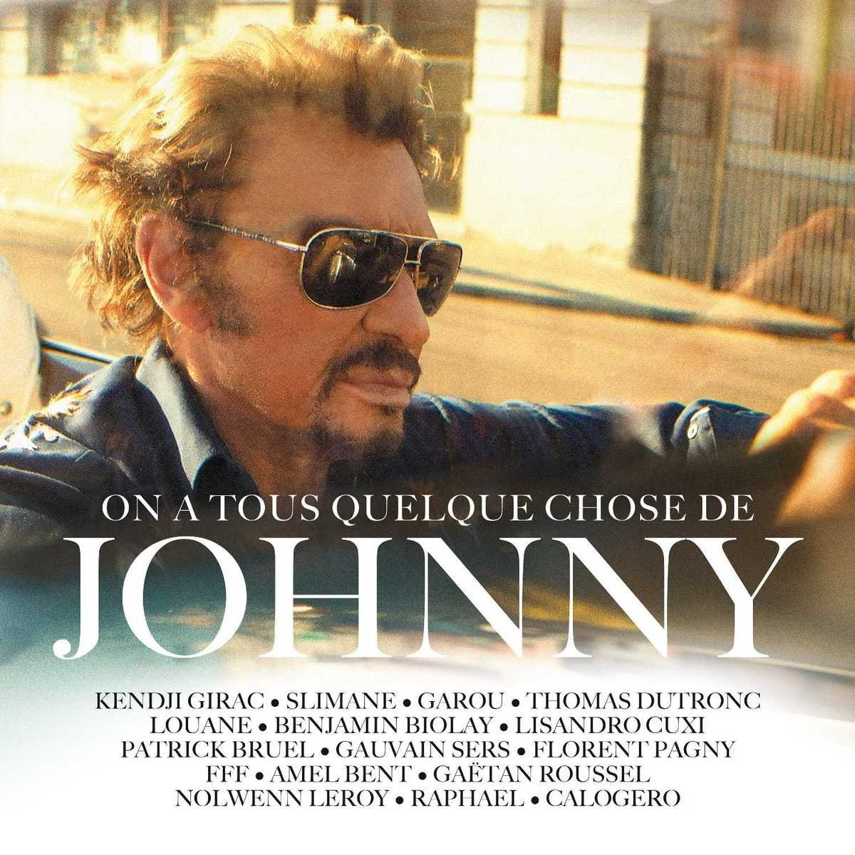 Tribute To Johnny Hallyday On De Los Angeles Mall a Chose Quelque Tous Attention brand