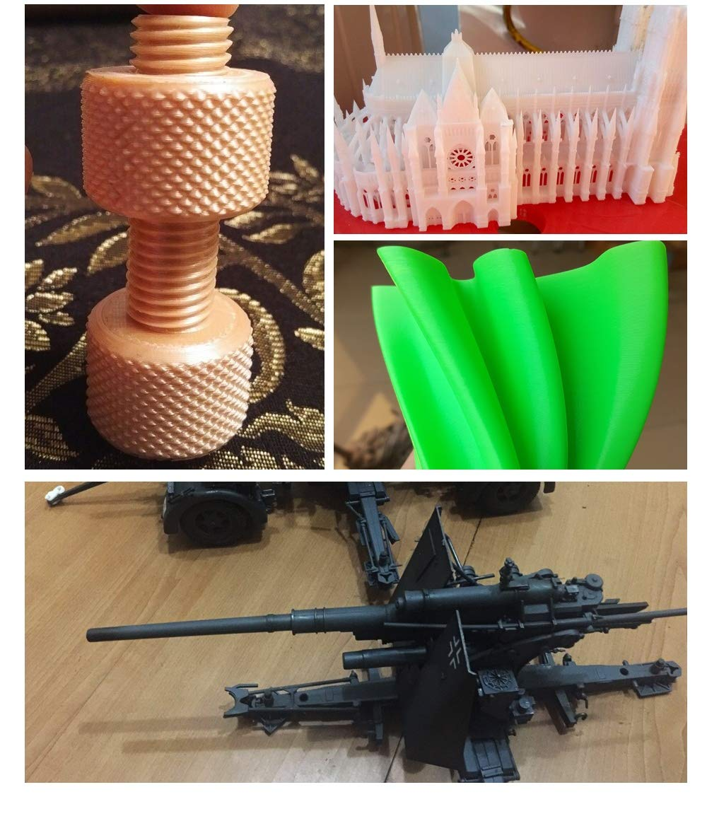 FLSUN impresora 3d kit de bricolaje Square Full Metal auto ...