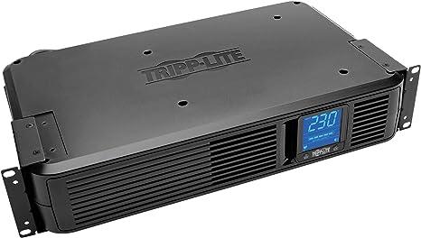 900W Rack-Mount//Tower LCD Tripp Lite 1500VA Smart UPS Battery Back Up AVR US