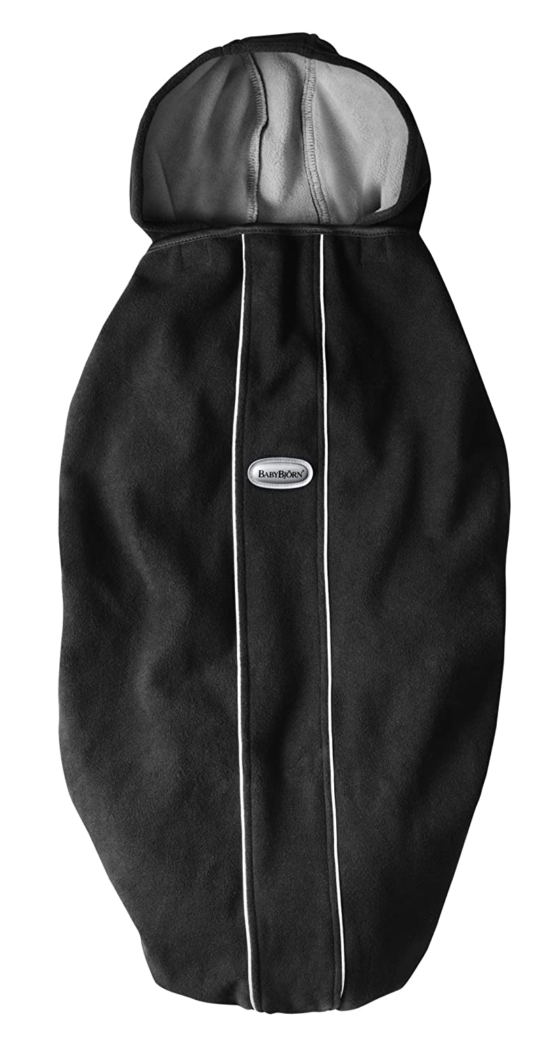 BABYBJORN Cover for Baby Carrier - Black BabyBjörn 028056US
