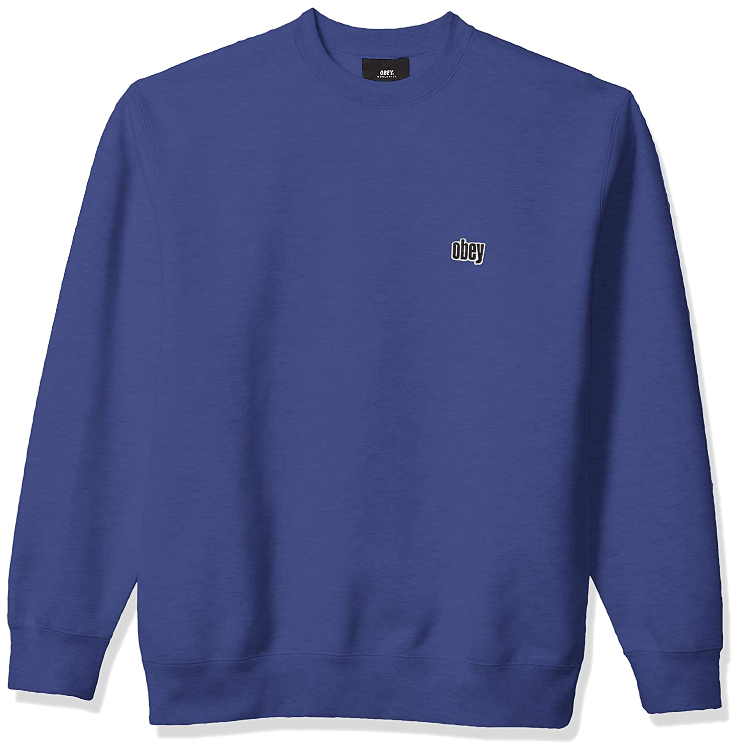 Obey Mens Joy Crewneck Sweatshirt