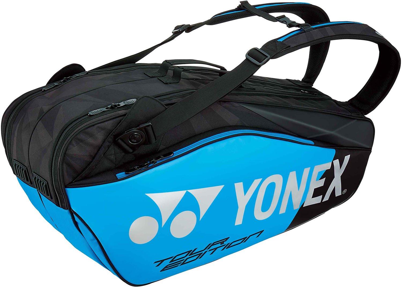 ヨネックス(YONEX) テニス バッグ ラケットバッグ6 (リュック付きテニスラケット6本用) BAG1802R B0775V6VJW インフィニットブルー(506) インフィニットブルー(506)