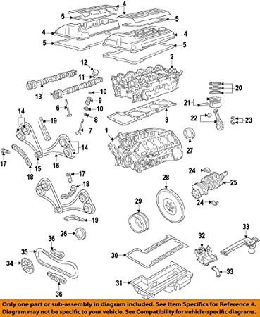 BMW 11-12-7-587-804PROFILE-GASKET#15 On Picture