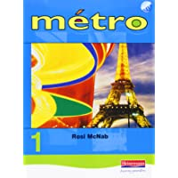 Metro 1 Pupil Book Euro Edition