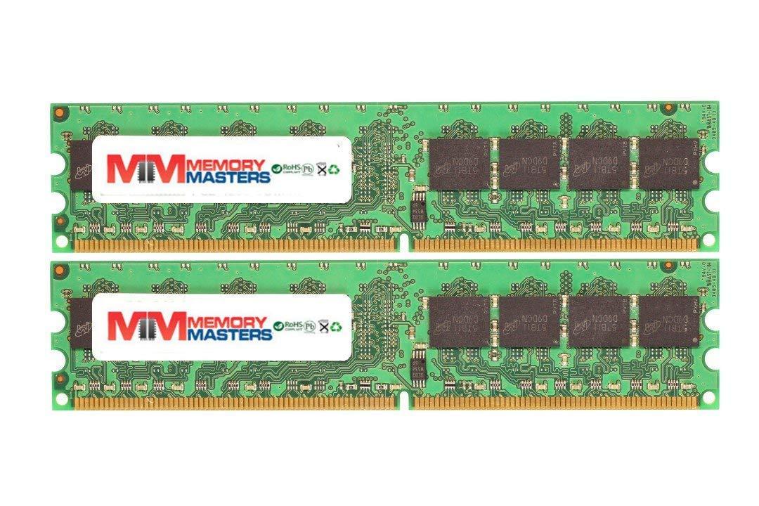 2GB Kit 2X 1GB DDR2 PC2-4200 533Mhz Dell Dimension E310 E310n E510 Memory RAM