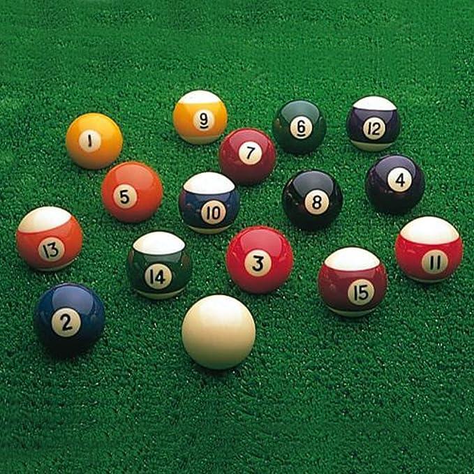 Tiras de lunares y billar interior Match calidad torneo bolas de ...