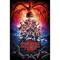 Stranger Things- Segunda Temporada/Colaje, Multicolor, Standard (Pyramid PP34422)