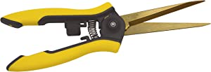 Dramm 18033 Little Buddy Hydroponic Garden Shear with Titanium Coated Blades