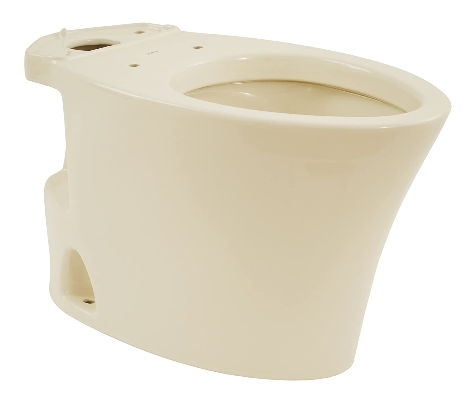 TOTO CT794EF#01 Nexus Elongated Skirted Bowl, Cotton White - Toilet ...