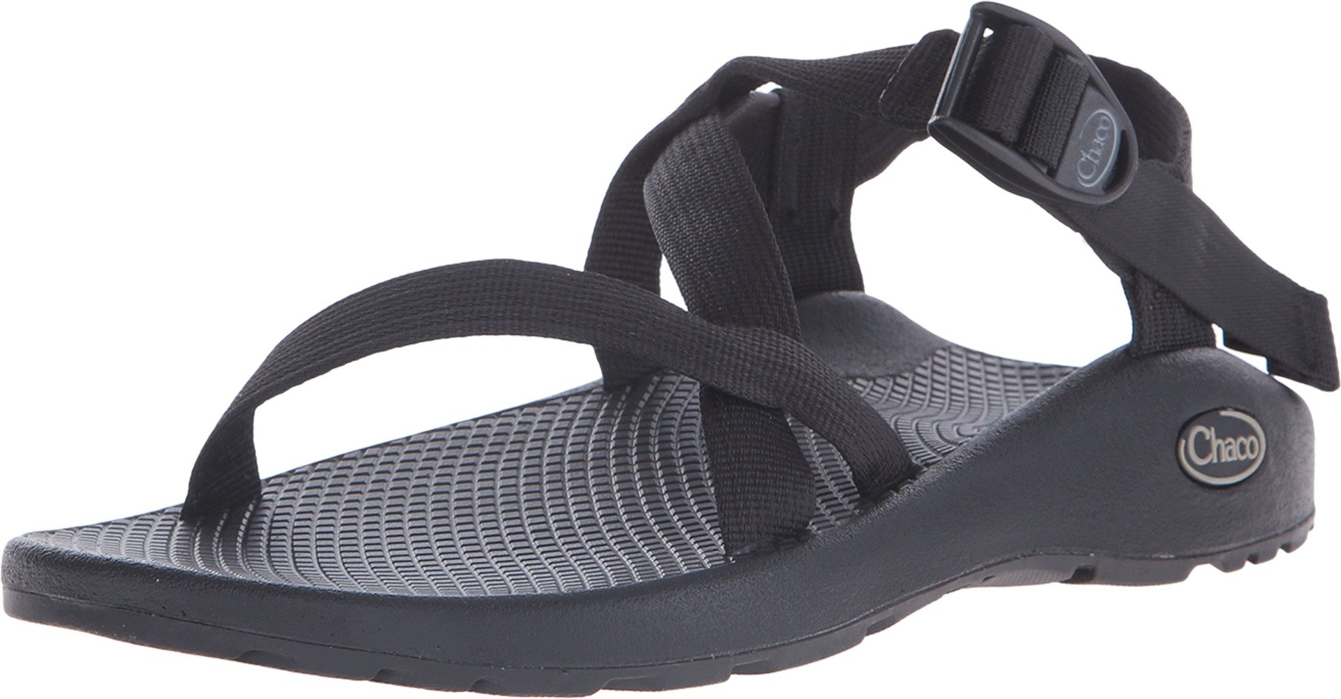 Chaco Women's Z1 Classic Athletic Sandal, Black, 8 M US