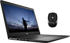 "2020 Newest Dell Inspiron 14 3000 Business Laptop Computer I 14"" HD Anti-Glare I Intel Pentium Gold 5405U 2.3GHz I 16GB DDR4 1TB PCIe SSD 2TB HDD I WiFi HDMI MaxxAudio Win 10 + iCarp Wireless Mouse"
