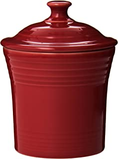product image for Fiesta Utility/Jam Jar, 13-Ounce, Scarlet
