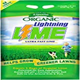Espoma LL30 Organic Lightning Lime Fertilizer, 30 lb