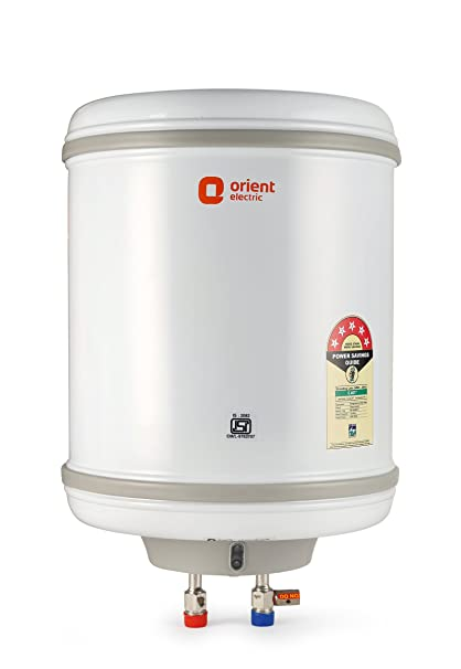 92a7d2d63f Buy Orient Electric Aquaspring WS1502M 15 litres- 2000 Watts Storage Water  Heater (White) Online at Low Prices in India - Amazon.in
