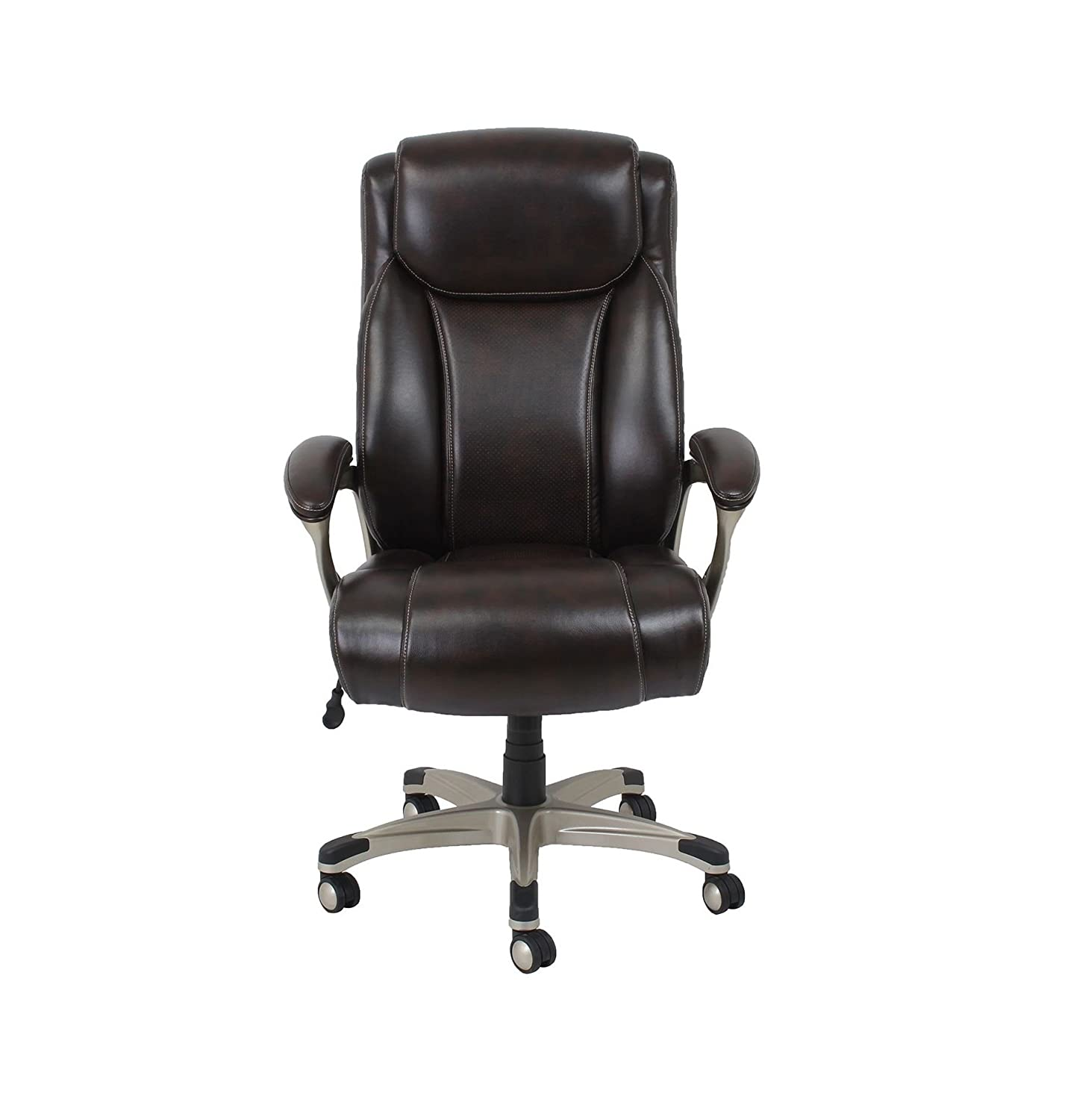 Amazon Barcalounger Big & Tall Brown Executive fice Chair
