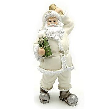 Weihachtsmann Deko Figur  Weihnachten Christmas Shabby Chic Landhaus 15cm