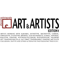 Alternative Photography: Art and Artists, Edition I book cover