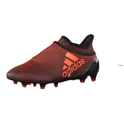 560190f47ce adidas Unisex Kids  X 17+ Purespeed Fg J Sneakers Black Size  4.5UK