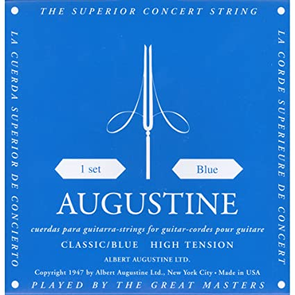 Augustine Classic/Blue (High Tension)