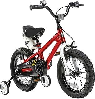 RoyalBaby BMX Freestyle niños bicicleta para niños y niñas, 12-14-16-