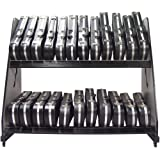 A&S Crafted Products Violin and Viola and Trumpet Rack 63 x 52 x 29 in.