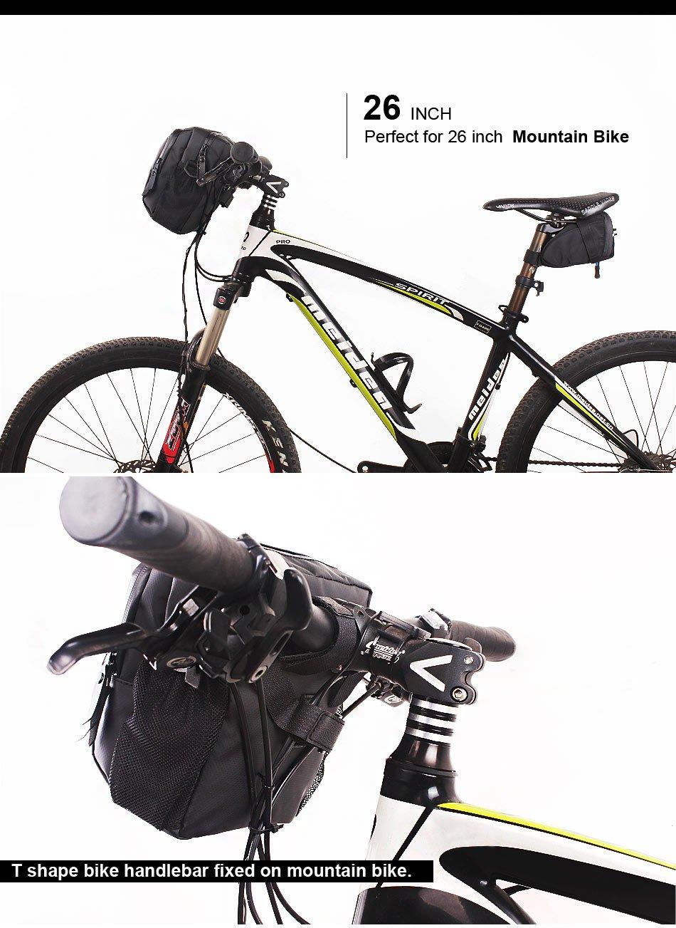 Rhinowalk Bike Bag Bike Handlebar Bag Waterproof Road Bike Saddle Bag Bike Frame Bag Bike Basket Bag Bicycle Bag Professional Cycling Accessories