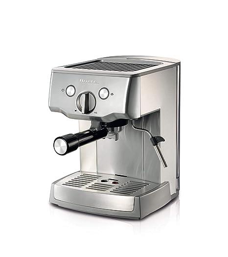 Ariete 1324 - Cafetera espresso de metal para café molido y ...