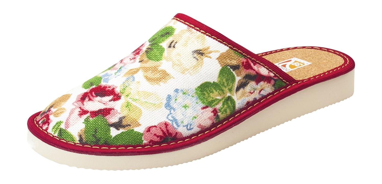Confort orteil chaussons cuir de lin liege femmes lin orteil tailles fermés ou ouverts pantoufles tailles 36-41 Lw02e 4f97de3 - jessicalock.space