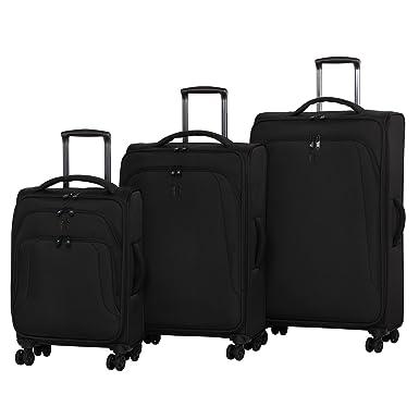 Amazon.com   it luggage Megalite-Vitality-8 Wheel Semi Expander ...