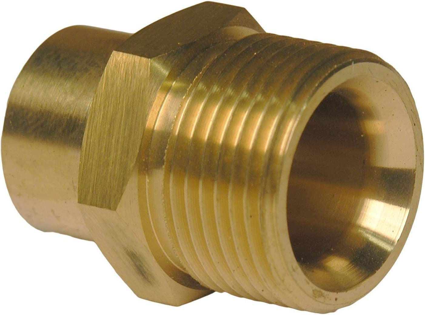 1pc Pressure Washer Adapter Wand 1//4in High Pressure Converter Adapter P4A