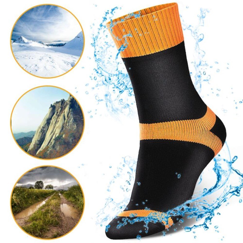 CybGene Calcetines Impermeables Hombre&Mujer,Calcetines Impermeables Traspirables,Ciclismo,Running,MTB: Amazon.es: Deportes y aire libre
