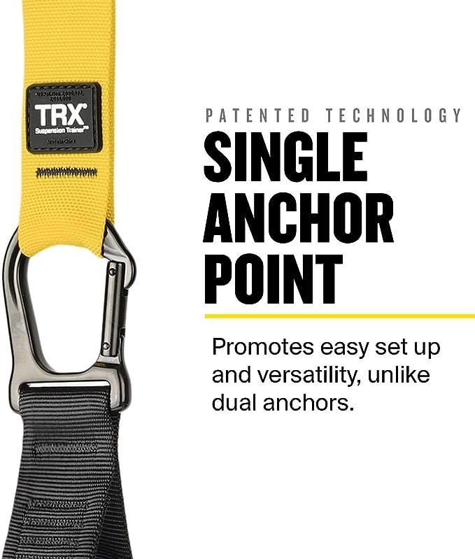 TRX Trainer Suspension Basic Plus Door Anchor - Pack suspensión TRX