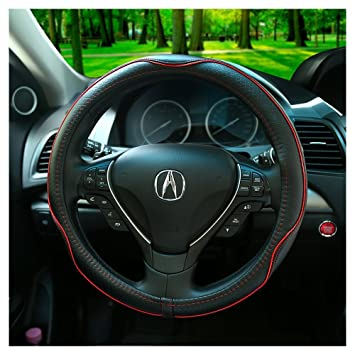 Blue Gauss Premium Silicone Car Steering Wheel Cover One size fits all