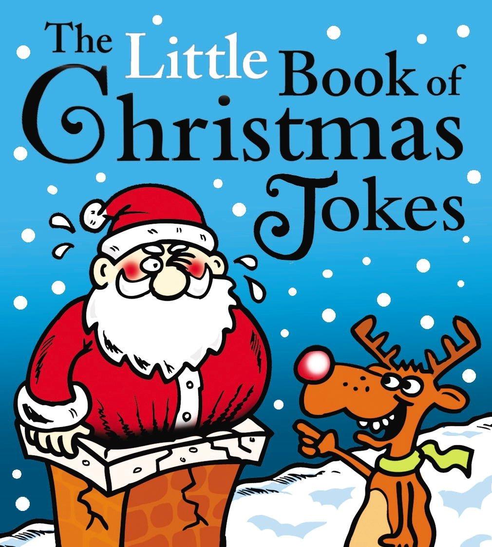 The Little Book of Christmas Jokes: Nigel Baines: 9781783444878 ...