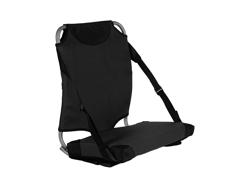 TravelChair Stadium Bleacher Seat Chair Black [並行輸入品] B077QRFXQT