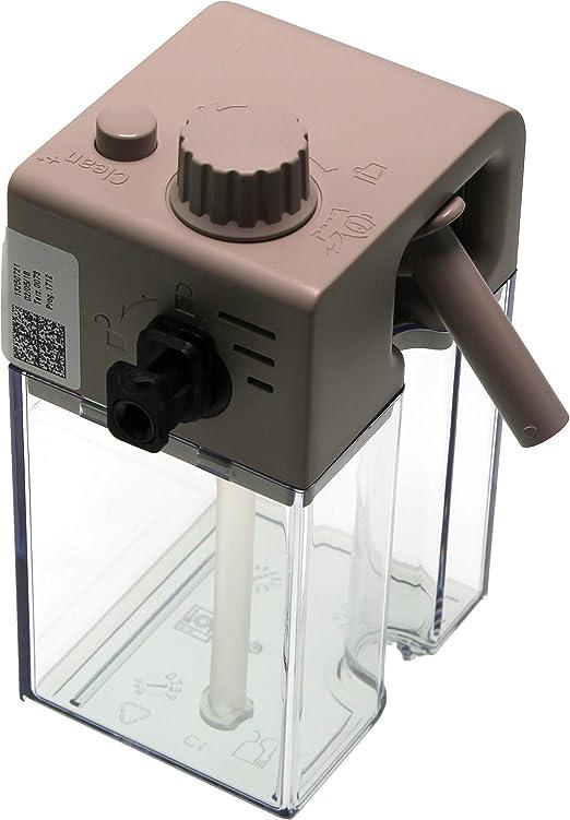 DeLonghi 7313250721 Lattissima Touch - Recipiente para leche para cafetera Nespresso EN560.W: Amazon.es: Hogar