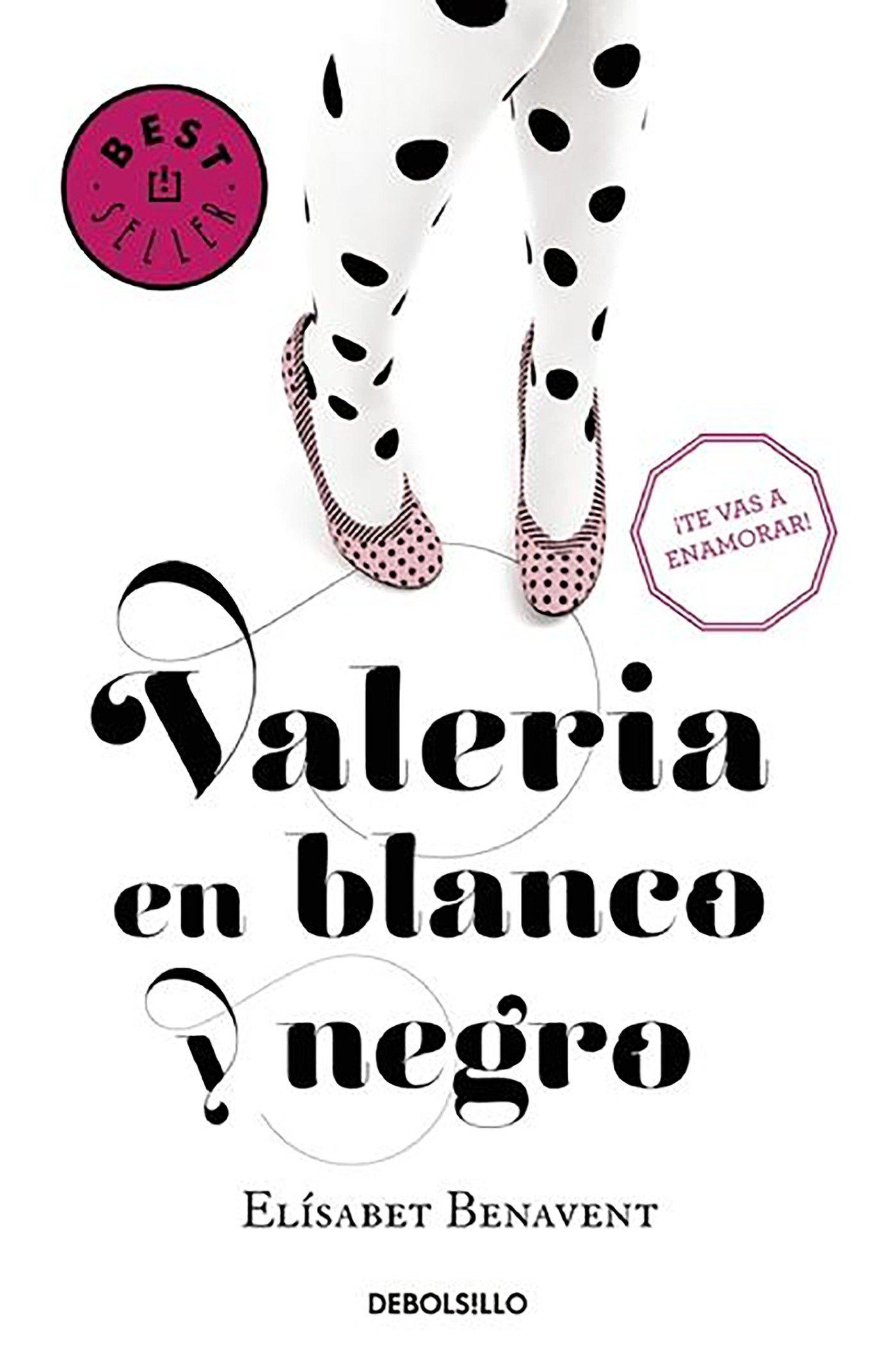 Valeria en blanco y negro (Saga Valeria 3): Amazon.es: Benavent ...