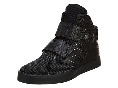 new concept 2e789 a1913 Nike Flystepper 2K3 PRM, Chaussures de Basketball Homme, Noir Chrome-Black,  40