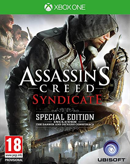 Ubisoft Assassins Creed Syndicate Special Edition, Xbox One ...